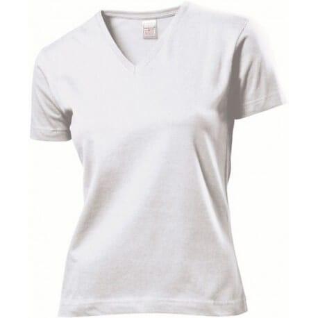 wit dames T-shirt