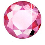 Hotfix Light Rose