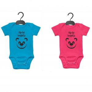 Baby Rompertjes met tekst