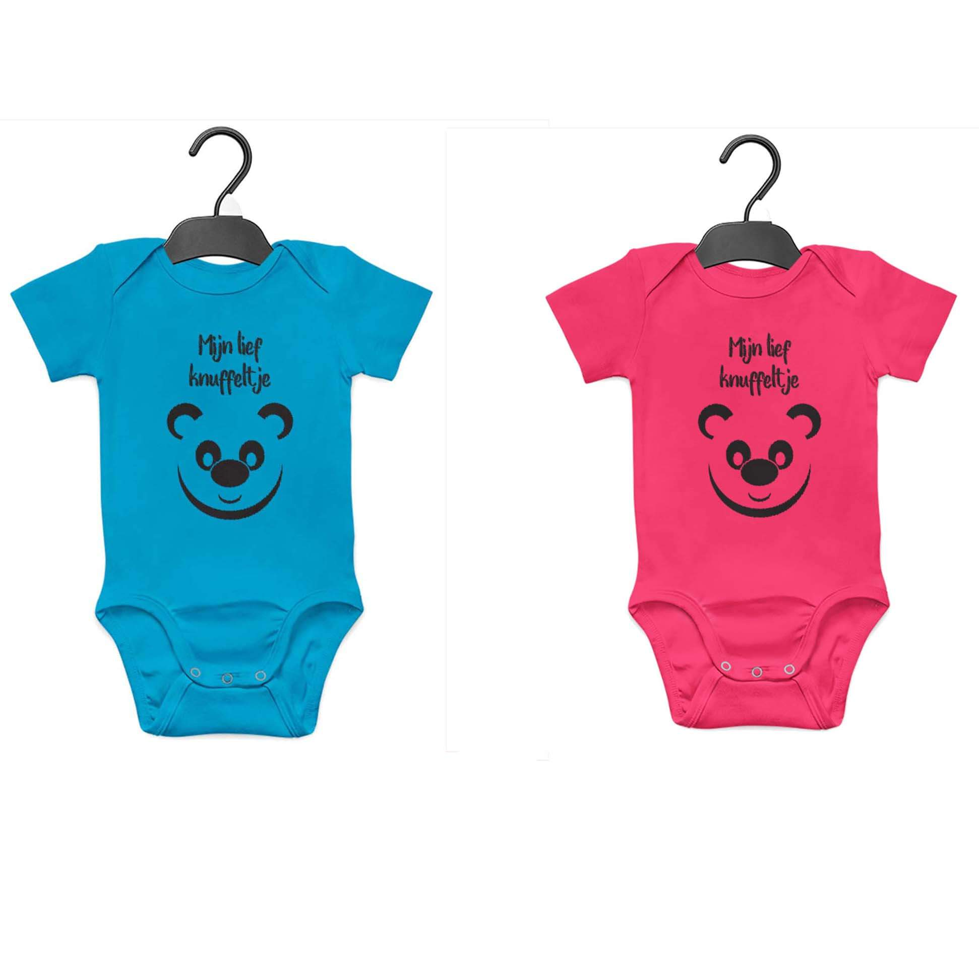 Favoriete Baby Rompertjes met Tekst · Unieke geschenkjes · GlitterDesign &JU41