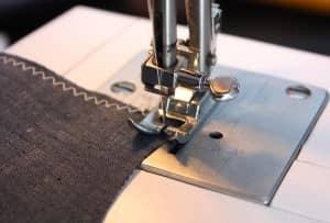 Zigzag steek naaimachine