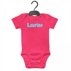 Baby Rompertje met naam