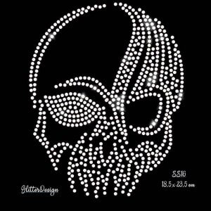 Download Hotfix Template Glitter Skull