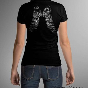 T-shirt Angel Wings