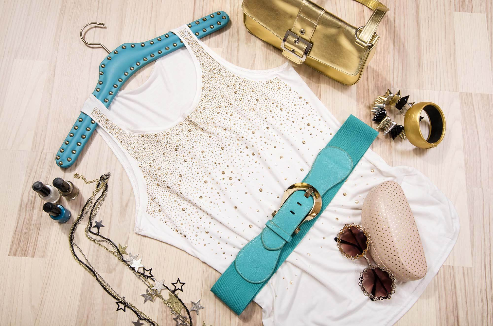 Bling ideas for clothes