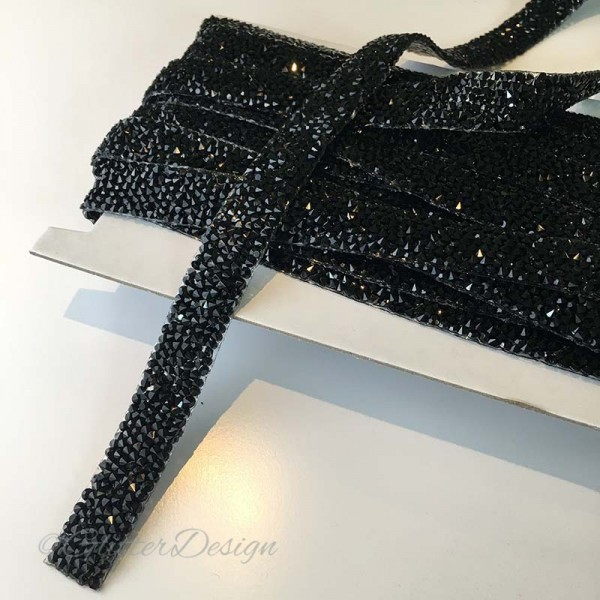 Strass Band per meter
